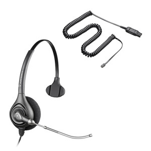 Kit Supra Plus HW251 Cable HIC Plantronics