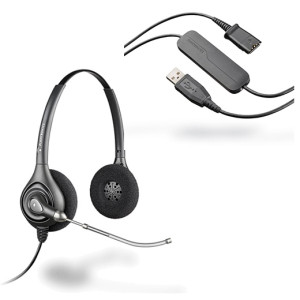 Kit Supra Plus HW261 DA40 Plantronics