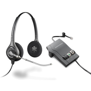 Kit Supra Plus HW261 Amplificador M22 Plantronics