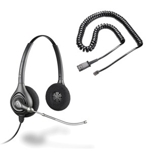 Kit Supra Plus HW261 Cable Polaris Plantronics
