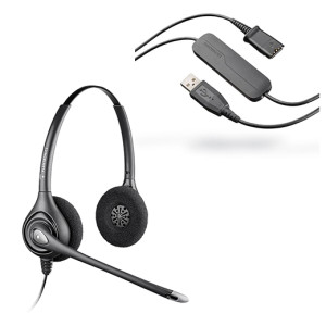 Kit Supra Plus HW261N DA40 Plantronics