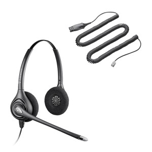 Kit Supra Plus HW261N Cable HIS Plantronics
